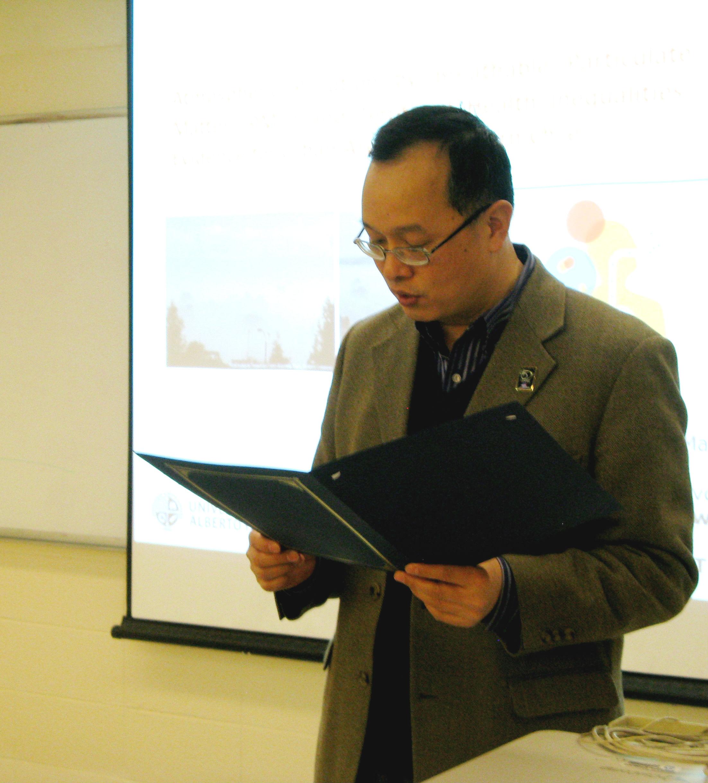 PhD Qihao Weng