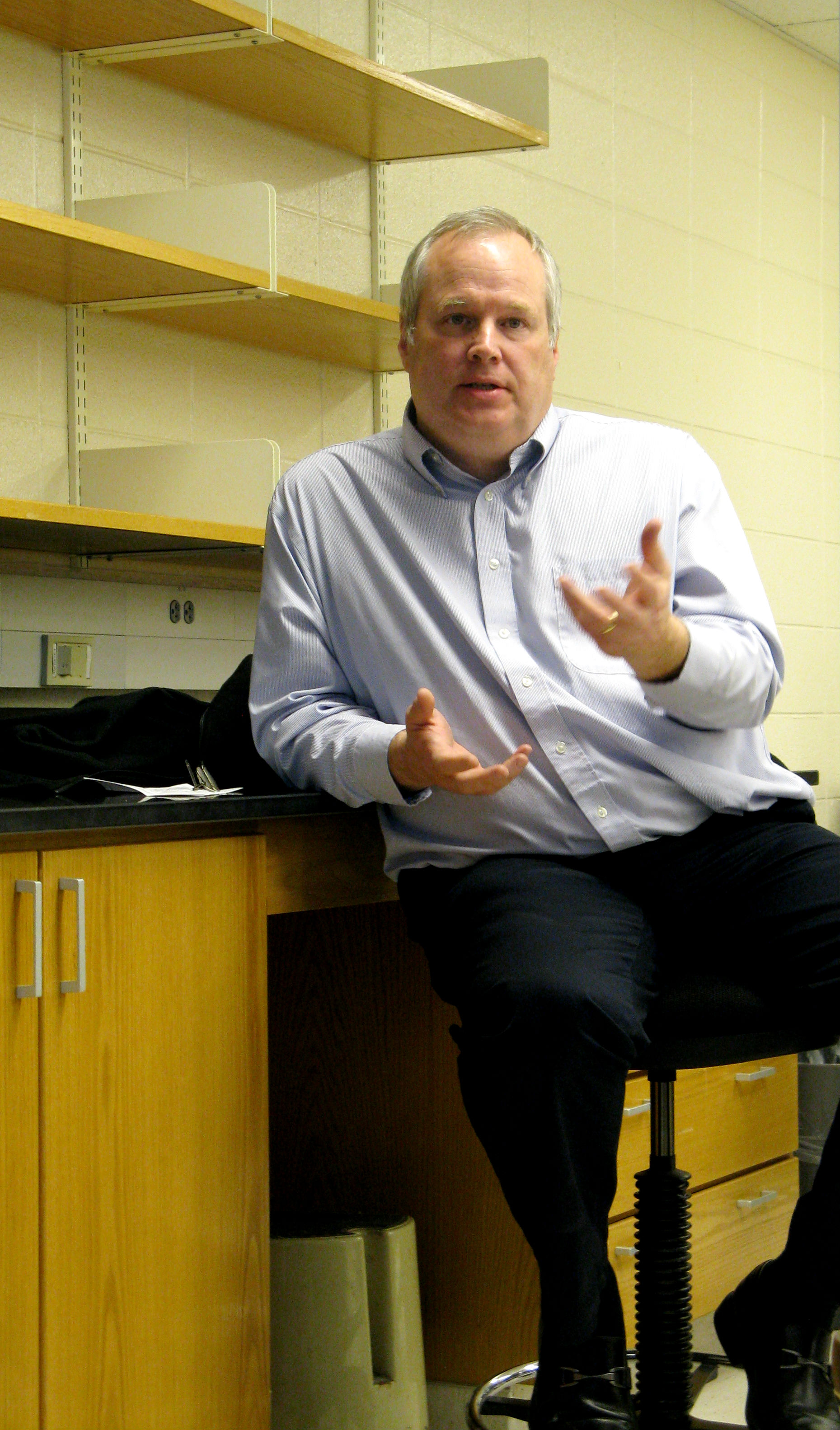 PhD Chris McGrew