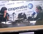 Manuel Fuenzalida en Cooperativa