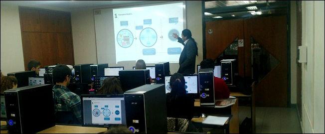 Dr. Manuel Fuenzalida dicta seminario en la UNICEN – Argentina